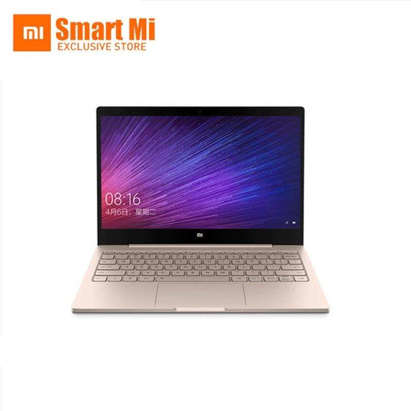 Gold English Xiaomi Air 12 Laptop Notebook Ultra Slim 12.5 inch Windows 10 IPS FHD 1920 x 1080 4GB RAM 128GB SSD HDMI 2.2GHz xiaomi mi notebook air 12 5