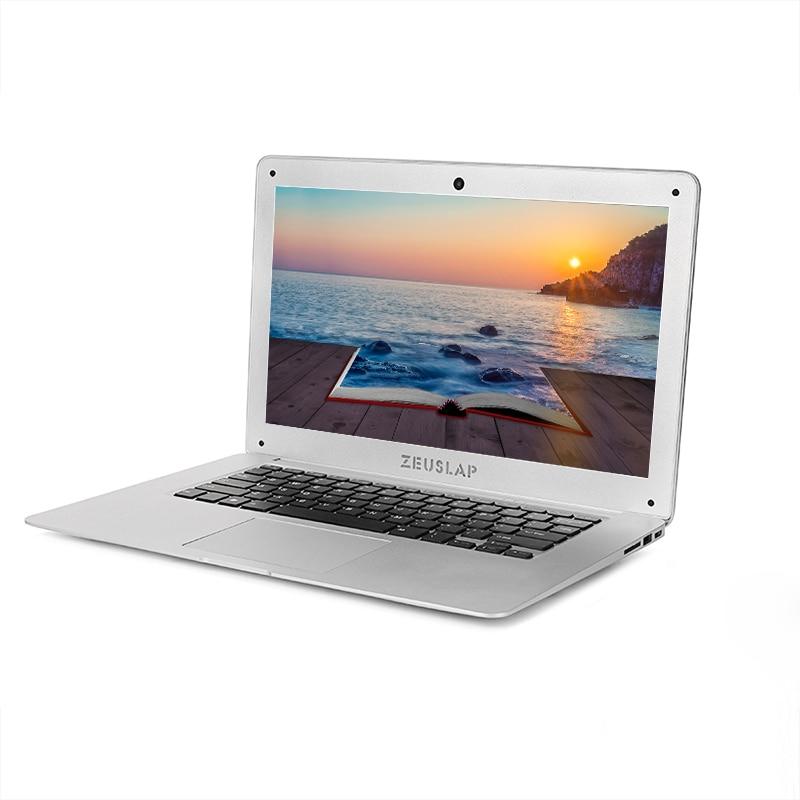 Polegada 8 14 gb de ram 500 gb hdd Intel Pentium computador barato netbook Laptop