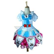 Anime PriPara Mikan Shiratama Dress Cosplay Costume