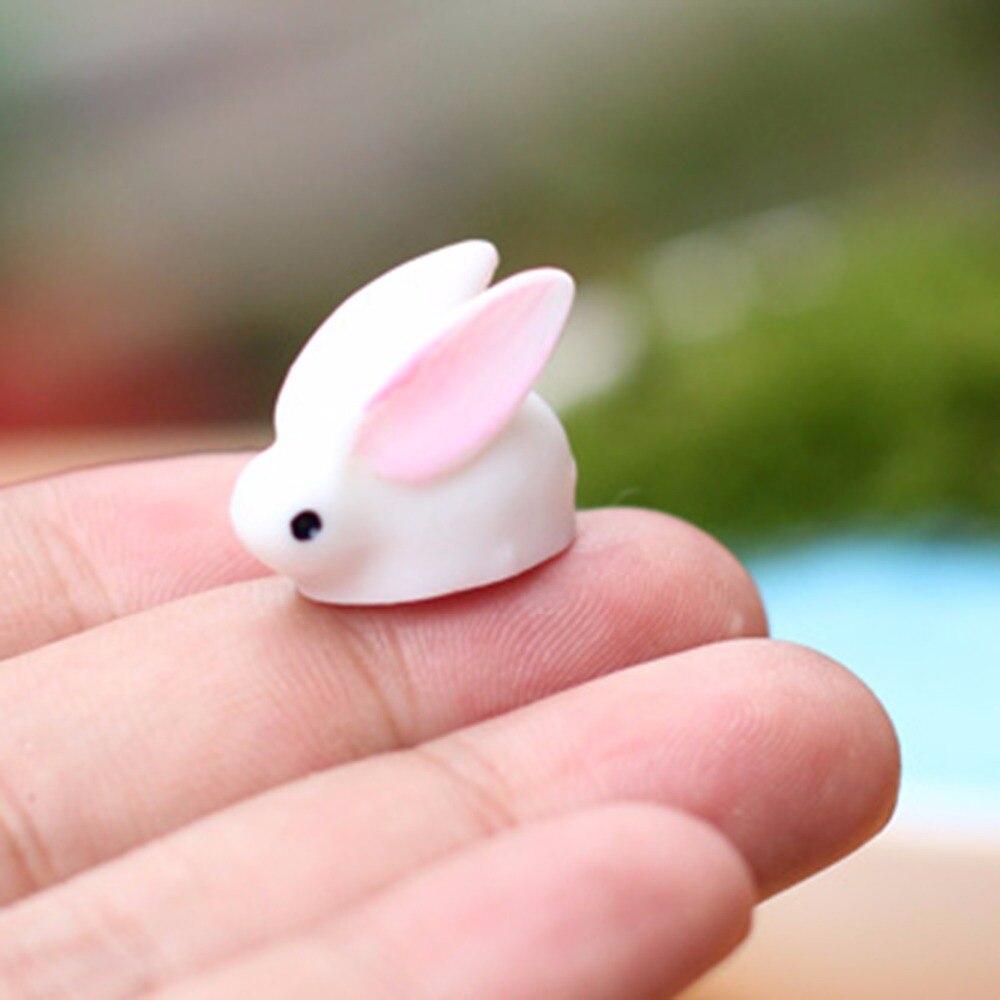 Aliexpress.com : Buy Micro Landscape World Funny Bunny Garden Ornaments  Mini Bunny Potted Home Garden Bonsai Micro Landscape DIY Bonsai Decor From  Reliable ...