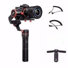 FeiyuTech Feiyu a1000 Cabo 3-Axis Gimbal Estabilizador para Canon 5D Series, para SONY A7 Série a6500, para Panasonic GH4/GH5