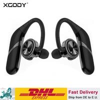 XGODY TWS In Ear Earphone Watreproof Wireless Earbuds Bluetooth 4.2 Headset Noise Reduction TWS Stereo Earbuds with Mic