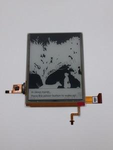 ED060XH7 100% new eink LCD Display screen for pocketbook 626(2)-Y-RU PB626(2)-D-RU eBook reader free shipping