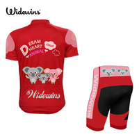 Brand New Widewins Cycling Clothing Quick Dry Short Sleeve Racing Bicycle Jersey Green Pink Bike Cycling