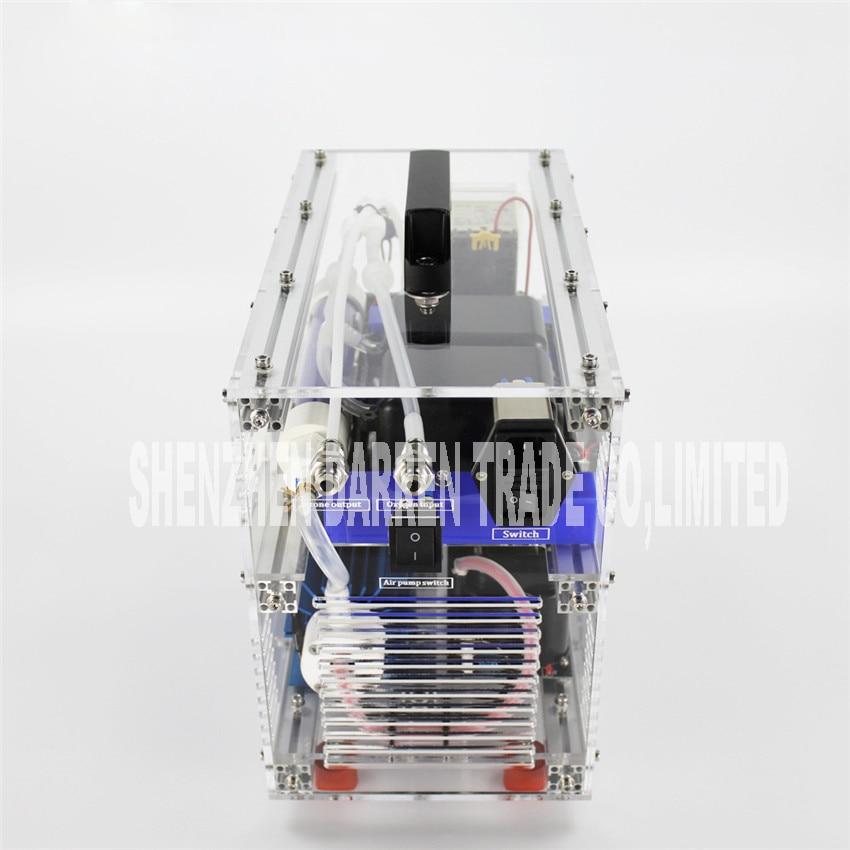 BO-715QY Ozon generator 0-7 gr/std gramm generatore di ozono AC220V/AC110V Regolabile 10g ozono terapia macchina 120W