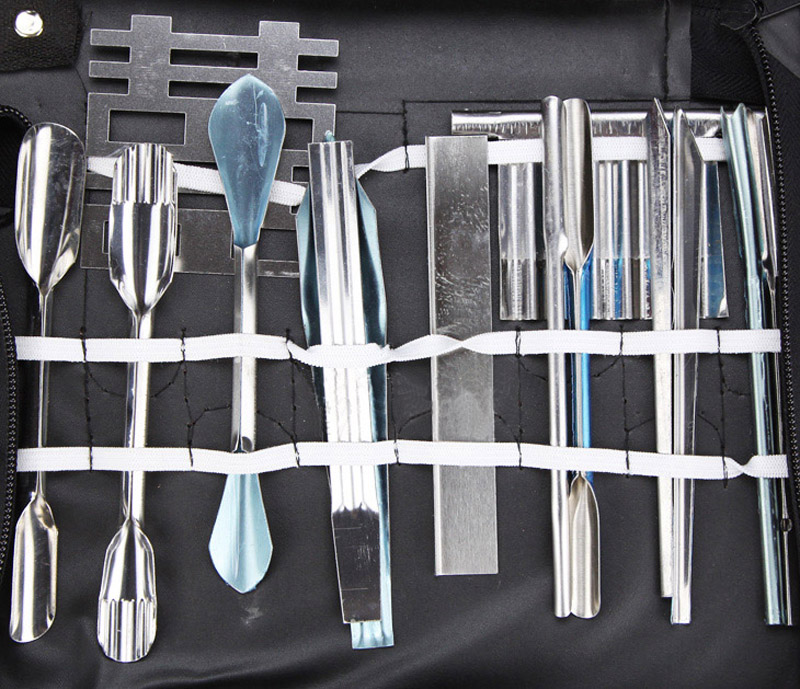 Culinary 46in1 Garnish Carving Tool Set