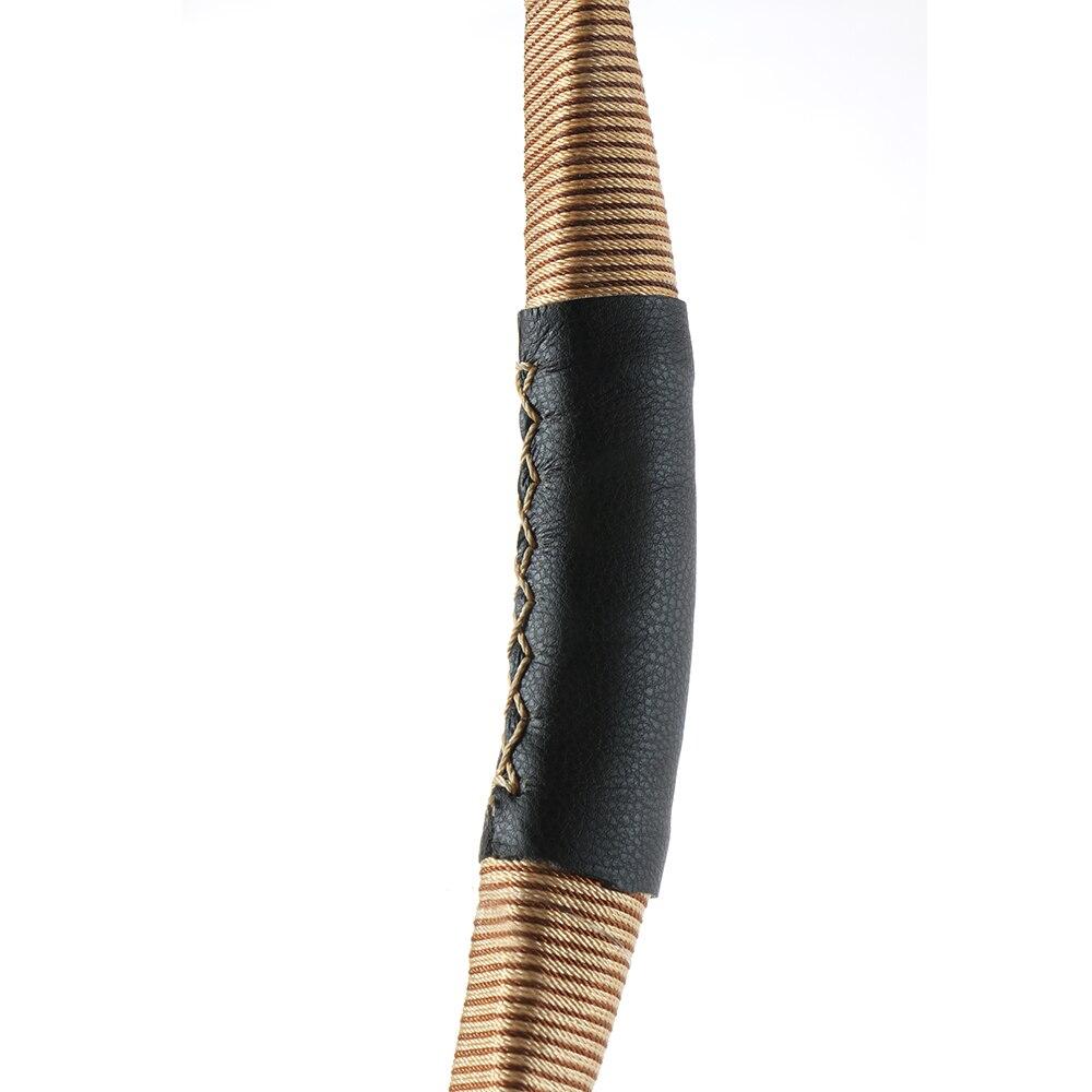 Toptir à l'arc 30 ~ 50lbs tir à l'arc traditionnel arc classique chasse en plein air tir à l'arc long - 5