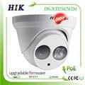 Hik Internaltional Version DS-2CD2342WD-I 4MP Array 30m IR Network Dome security ip camera POE Camaras Outdoor IP66