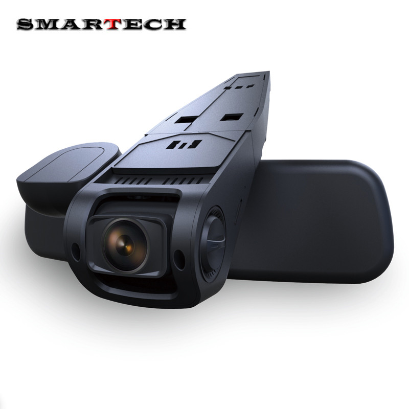 ФОТО Novatek 96650 Car Detector DVR Mirror Camera Recorder DashCam HD 1080P Mini Car DVR 170 Degree Dash Camera Night Vision G-sensor