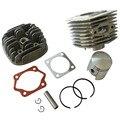 45mm Cilindro Pistón Kit Para 60cc Motor de 2 Tiempos Motor Motorizado Bicicleta