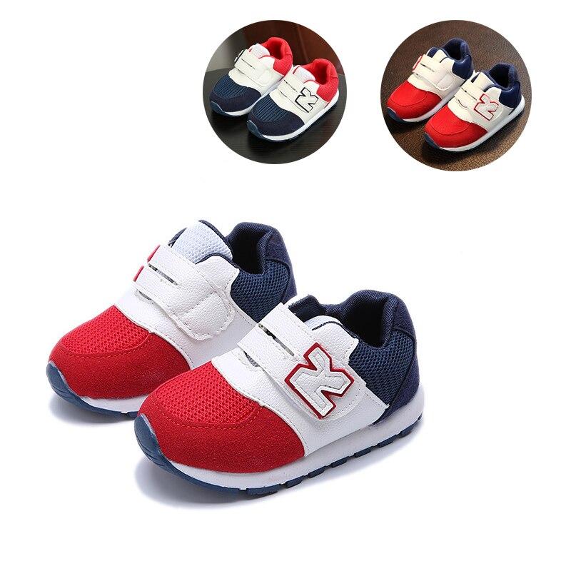 Bavoirsj Boys Sport Casual Shoes Kids Boots Fur Infant Baby Shoes Moccasins Newborn Shoes for Kids B1879