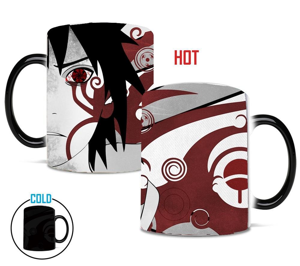 2 great Sasuke Mugs