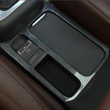 Автомобильный-Стайлинг держатель для стакана воды декоративная рамка Крышка для Volkswagen VW Tiguan 2010-2016 авто аксессуары