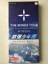 Kpop Bts Bangtan meninos asas turnê Duas Vezes Got7 photo Album EXO photocards jimin suga rap cartaz 121 pcs cartões postais