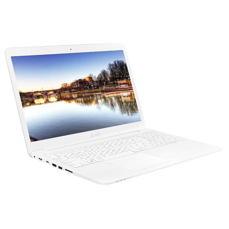 "Asus E502NA3450 N3450 White Laptop 15.6"" Intel Core N3450 CPU 4GB DDR3L RAM Windows 10 Portable Notebook"