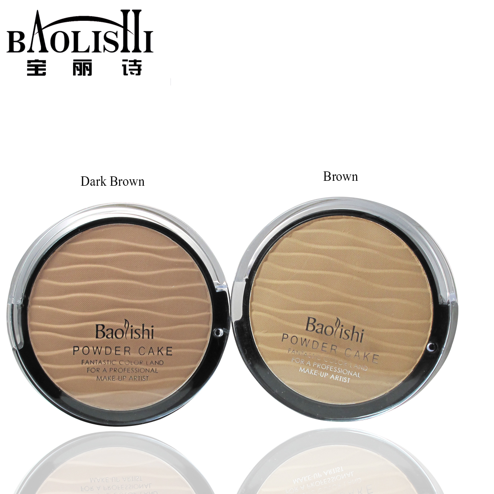 baolishi translucent Bronzers Whitening Concealer The outer powder - Makeup - Photo 3