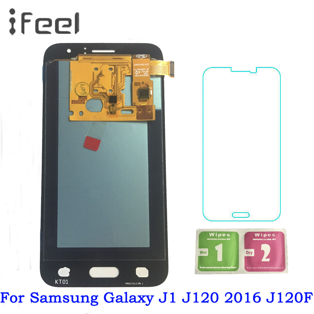 100% Tested Working LCDS For Samsung Galaxy J1 J120 2016 J120F J120H J120M LCD Display Touch Screen Digitizer Assembly100% Tested Working LCDS For Samsung Galaxy J1 J120 2016 J120F J120H J120M LCD Display Touch Screen Digitizer Assembly