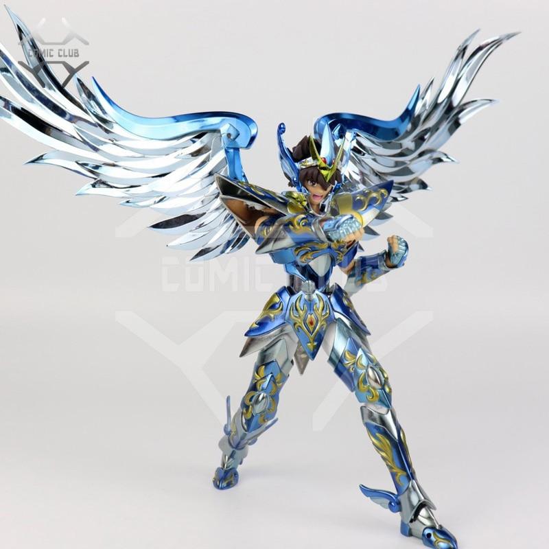 Pegasus 10th anniversary Seiya V4 god cloth EX bronze Saint Myth Cloth Action