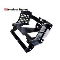 New Box Instrument Central CD Frame Bracket Box Radio Trim Panel Radio Frame Mounting Bracket For