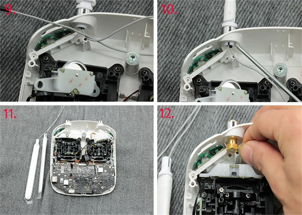 Kit de antena DJI Phantom 4 y Phantom 3 avanzado y profesional para - Cámara y foto - foto 5