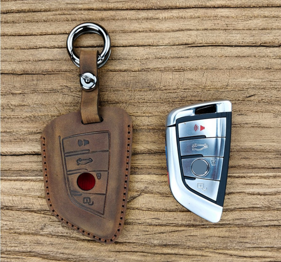 High quality Silicone car key chain case for BMW NEW X1 X5 F15 X6 F16 218i 220I