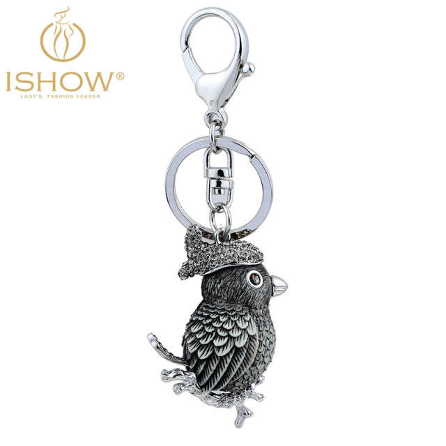 New magic birds keychain llaveros mujer keychian llavero star wars friendship key chain for woman jewelry gift car bag keychains