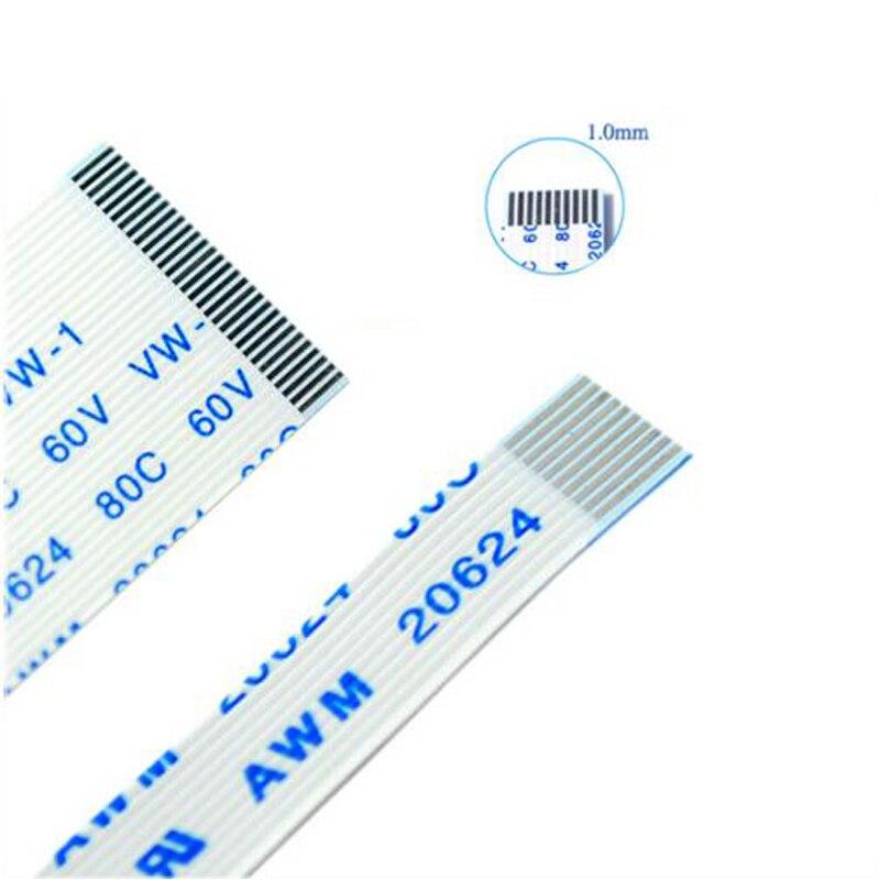 10 шт., гибкий кабель FFC FPC LCD AWM 20624 80C 60 в