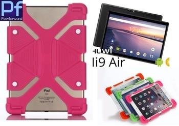 """2in1 para 10,1 """"Chuwi Hi9 aire/Hi9 Plus 10,8 pulgadas Android iPad Tablet PC de moda Universal funda de silicona + pen"""