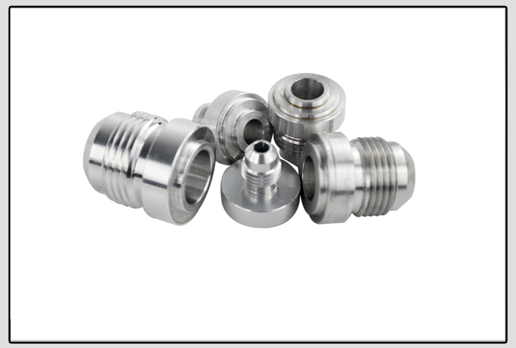 STRAIGHT Push-On Fuel Hose Fitting AN 8 AN08 AN8