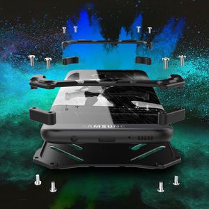 Image 3 - Batman Aluminum Metal Shockproof Cover Case for Samsung Galaxy S20 Plus S8 S9 S10 5G S10E Note 10 Plus note 20 ulrta case