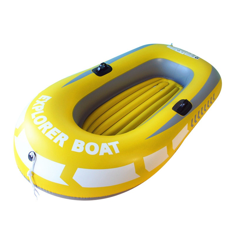 Water Sports Rubber Boats Rafting Roats  Single/Double Outdoor