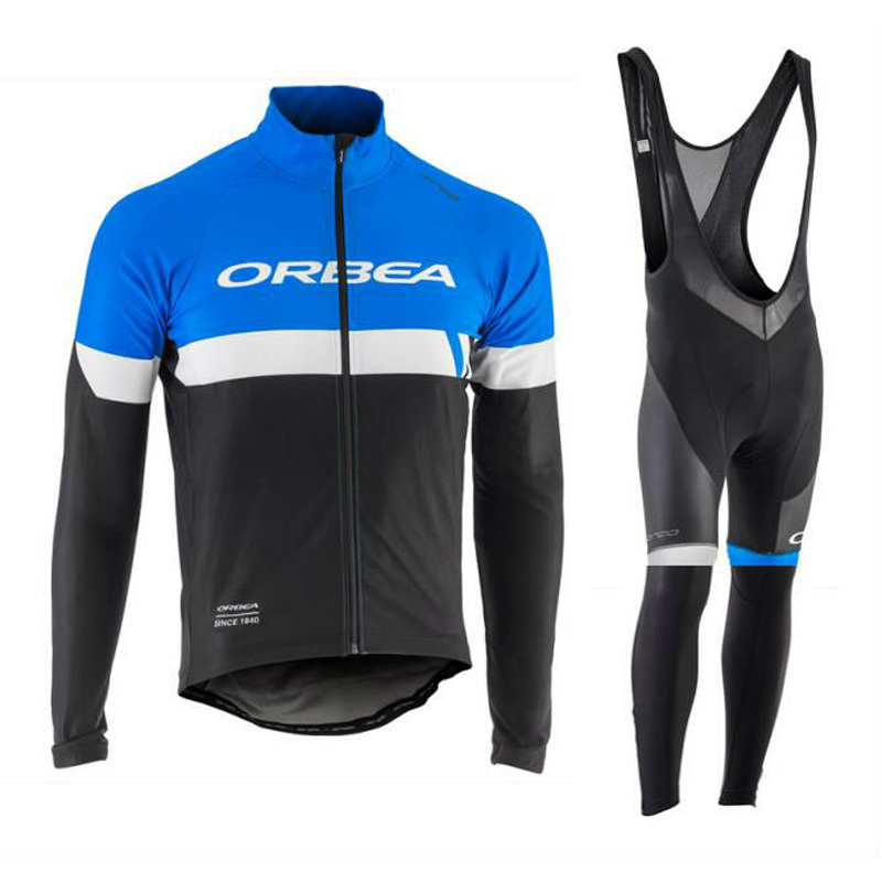 2018 Pro Team Orbea Cycling Clothing Long Sleeves Men Cycling Jersey Mtb Bike maillot Ropa Ciclismo road bicycle Sportswear K201 team orbea long ropa ciclismo cycling jerseys autumn mountian bicycle clothing mtb bike clothes for man 587