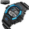 Fashion Men Dress Sports Watches Brand Mens LED Electronic Digital Watch 30M Waterproof Outdoor Swim Wristwatches Military Watch