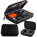 Xiomi Yi Go Pro Eva Hard Camera Bag for Gopro Hero 4 3+ 3 2 Xiaomi Yi 4K 2 SJCAM SJ4000 Eken H9 Case Action Camera Accessories