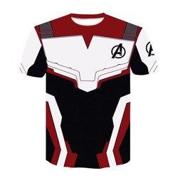 2019 Marvel The Avengers 4 Endgame Quantum Realm Cosplay Costume Hoodies Men Hooded Avengers Zipper End Game Sweatshirt Jacket 3