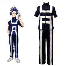 Boku no Hero Academia Bakugou Midoriya Iida My Hero Academia School Sportswear Cosplay Costumes Men/Women School Uniform Sets