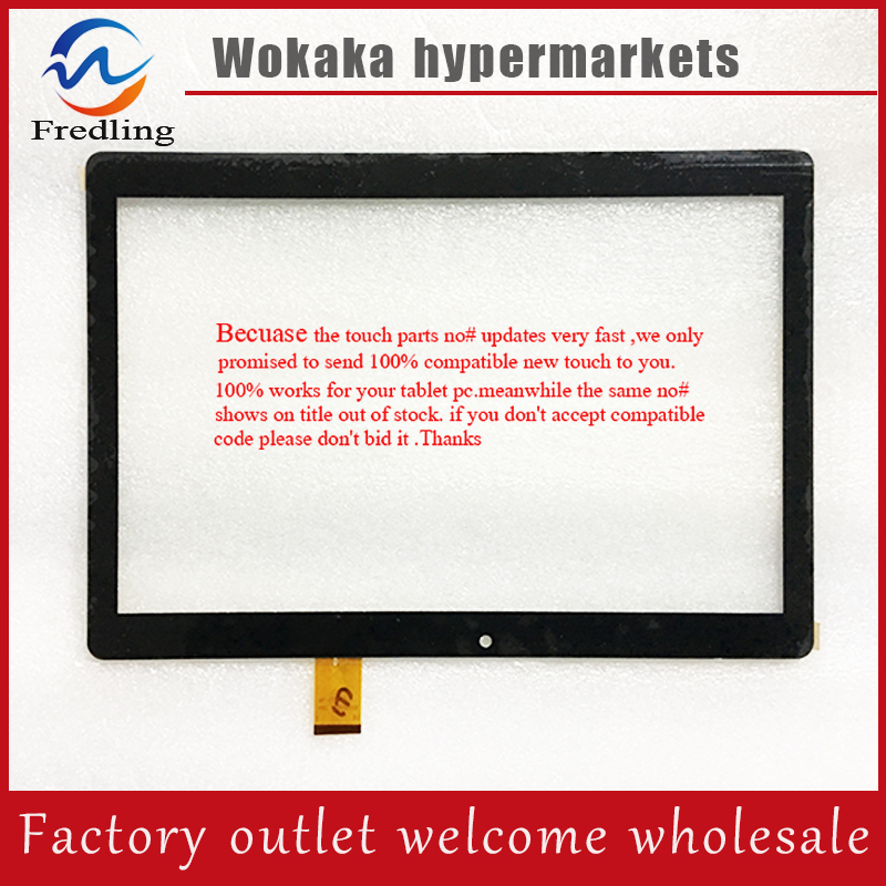 For MF-872-101F FPC Tablet Capacitive Touch Screen 10.1 inch PC Touch Panel Digitizer MID Sensor Free Shipping new for 10 1 inch mf 872 101f fpc touch screen panel digitizer sensor repair replacement parts free shipping