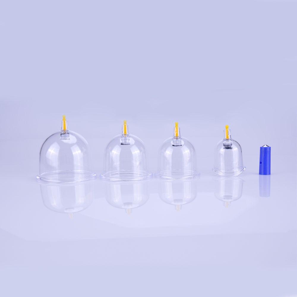 Gammel metode Medisinsk Kangzhu 24 Cups Vacumm Cupping Set Kit for - Helsevesen - Bilde 5