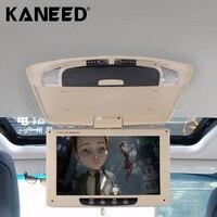 Автоматический для автомобильной крыши 11 дюймов 800*480 заднего вида PAL/NTSC цветной автомобильный монитор камеры наблюдения монитор Поддержка