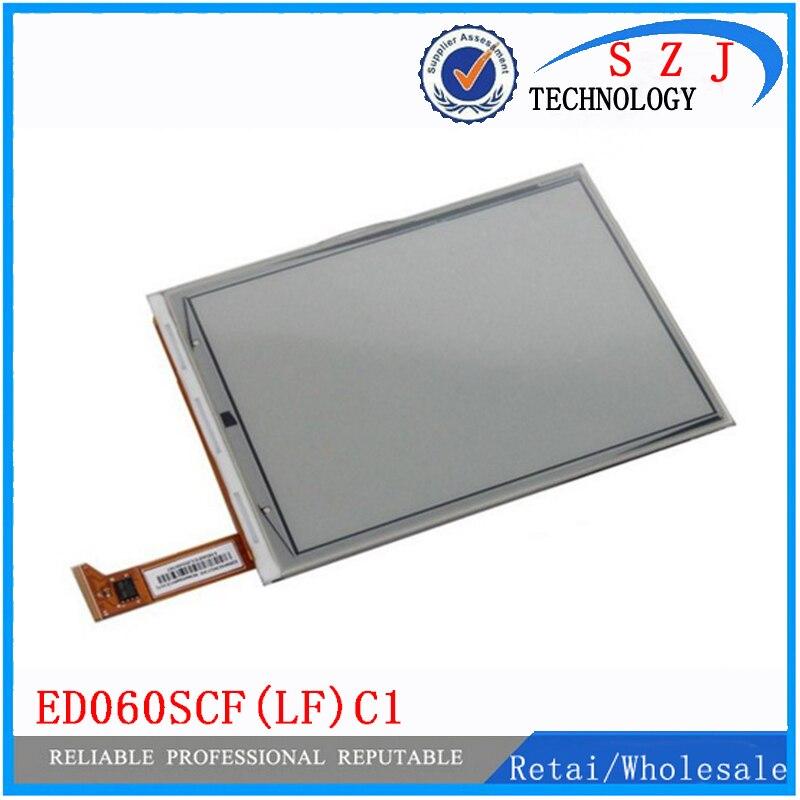 Nouveau 6 ''pouces pour Amazon Ebook kindle 4 PVI ED060SCF (LF) C1 e-ink écran LCD pour Amazon kindle 4 lecteur Ebook livraison gratuite