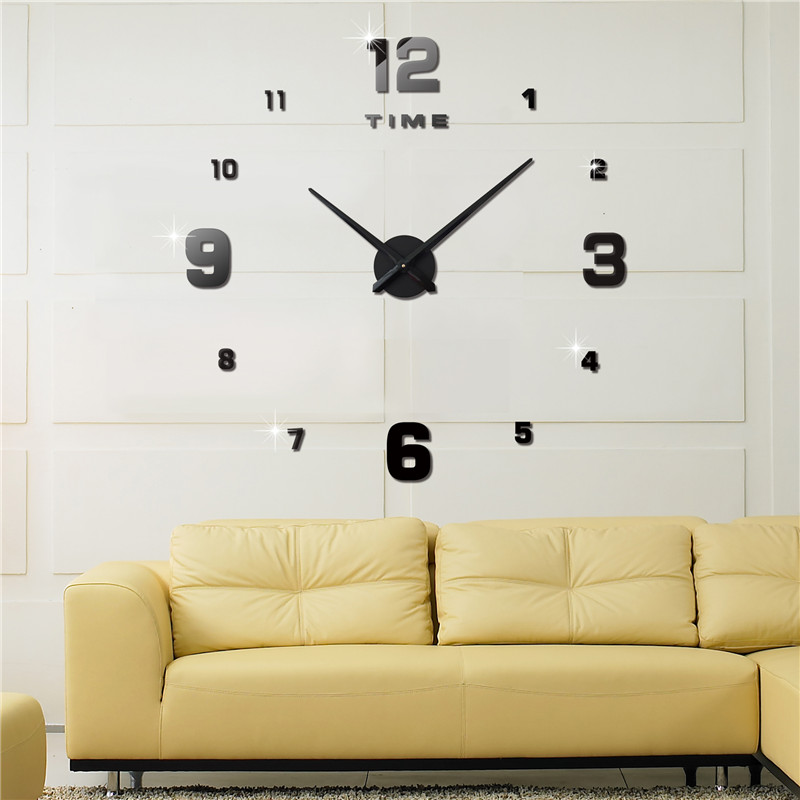 Old Fashioned Wall Clock Decorative Home Design Composition - Wall ...