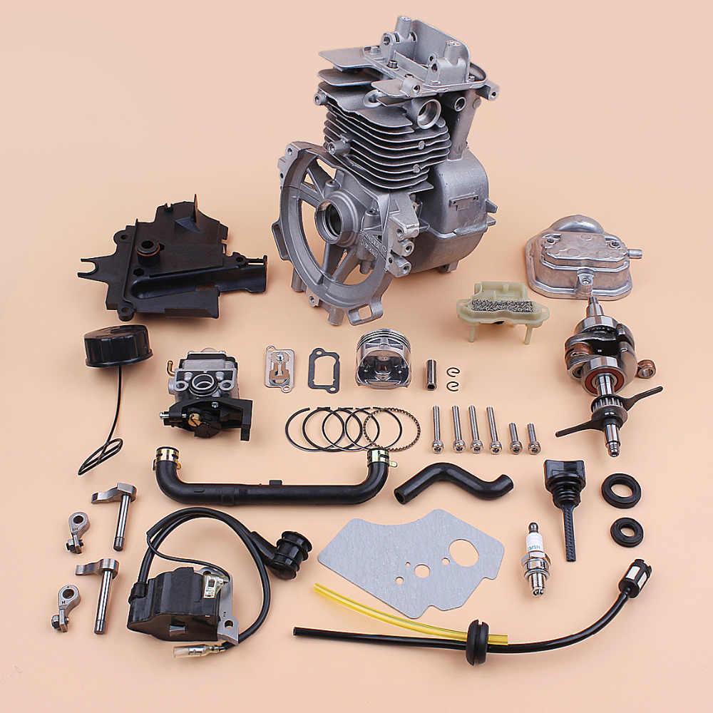 DP HONDA GX35 UMK435 ENGINE STRIMMER NEW 39MM PISTON KIT NEW