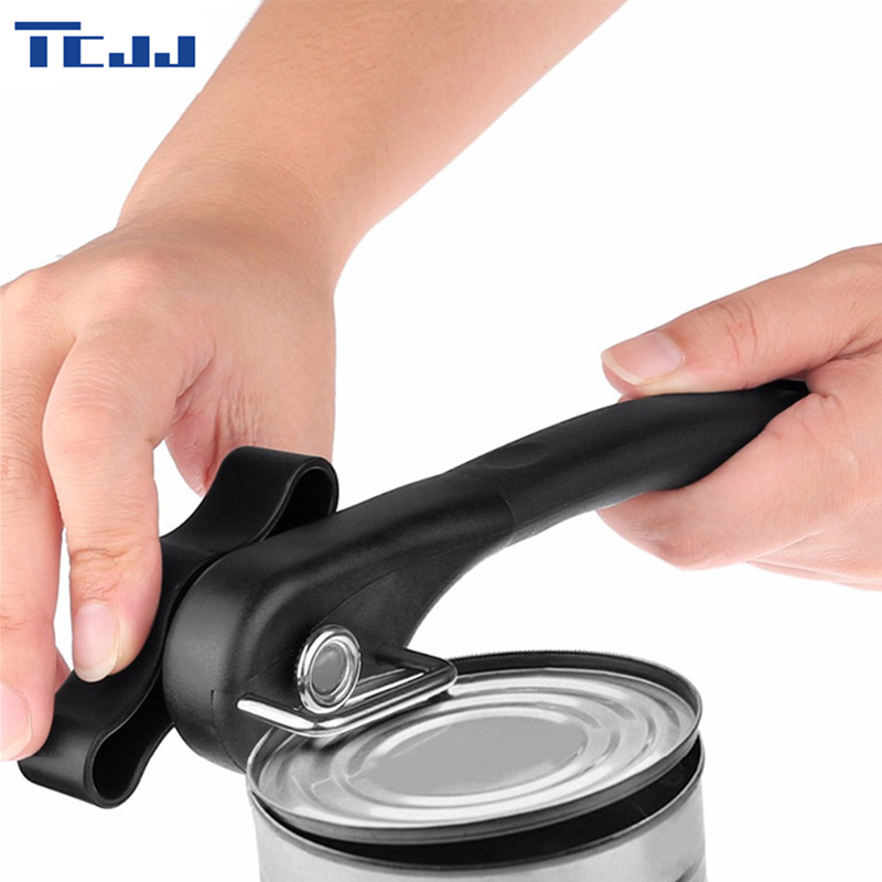 Professional Cans Opener Easily Manual Side Cut Opener Multifunctional Kitchen Accessories Gadgets Outdoor Camping Hand Tool