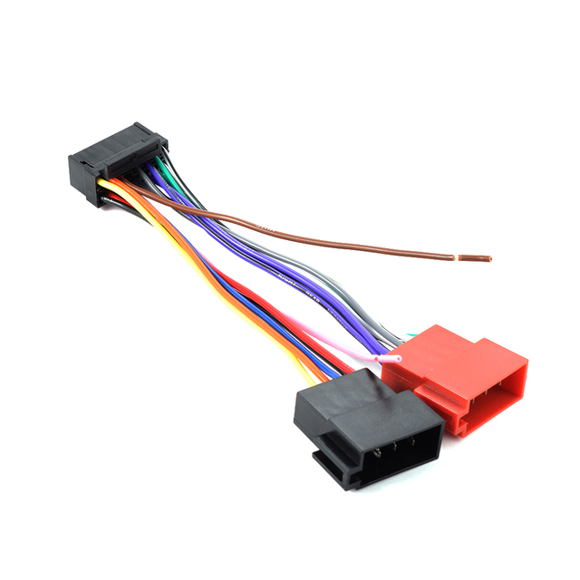 Terrific Wire Harness Connectors Car Stereo Basic Electronics Wiring Diagram Wiring Cloud Usnesfoxcilixyz