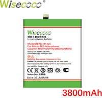 Wisecoco BT42C 3800 mAh Neu Produziert Ersatz Batterie Für MEI ZU M2 Hinweis SmartPhone Batterie Ersetzen + Tracking Nummer