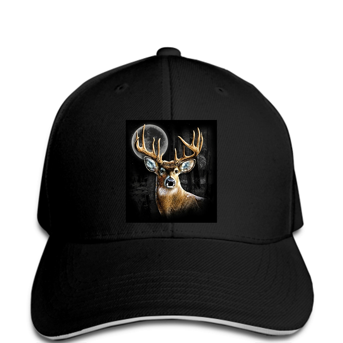 de867a992 Detail Feedback Questions about Men Baseball cap WHITETAIL WILDERNESS deer  buck hunter hunt funny cap novelty cap women on Aliexpress.com