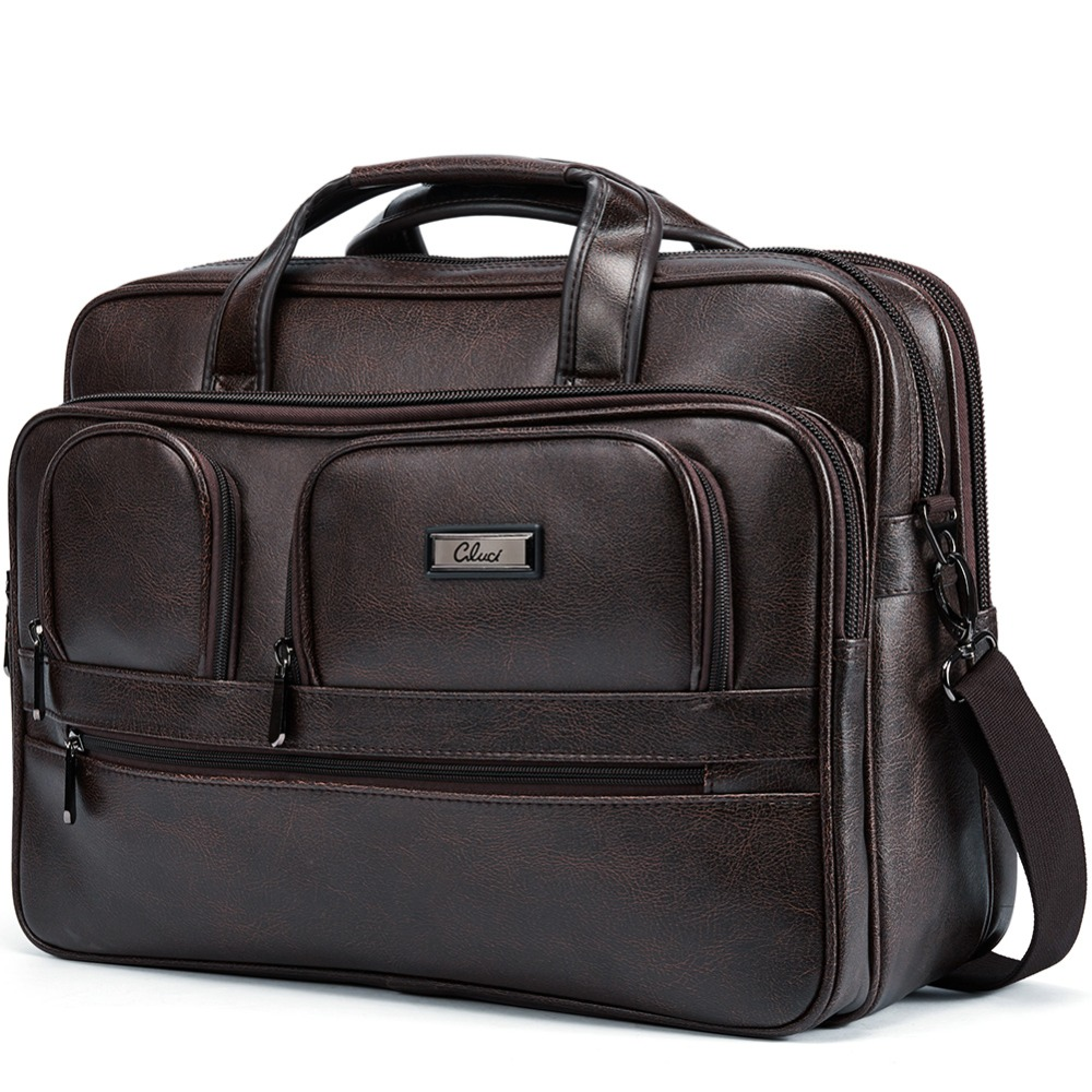 BOSTANTEN Men Briefcases Handbag Leather 16.5 inch Laptop Bag Large Capacity Travel Business Shoulder Bag Laptop Briefcase MaleBOSTANTEN Men Briefcases Handbag Leather 16.5 inch Laptop Bag Large Capacity Travel Business Shoulder Bag Laptop Briefcase Male