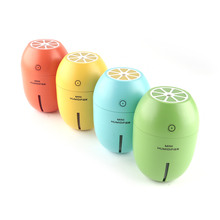 Lemon Mini USB Portable mist maker sprayer fogger Air Purifier mini Steam humidifier ultrasonic atomizer Fresh Air home office