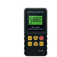 High Precision Sensitive Electromagnetic Radiation Detector Professional Handheld Protect Baby Smart Radiation Detector Meter