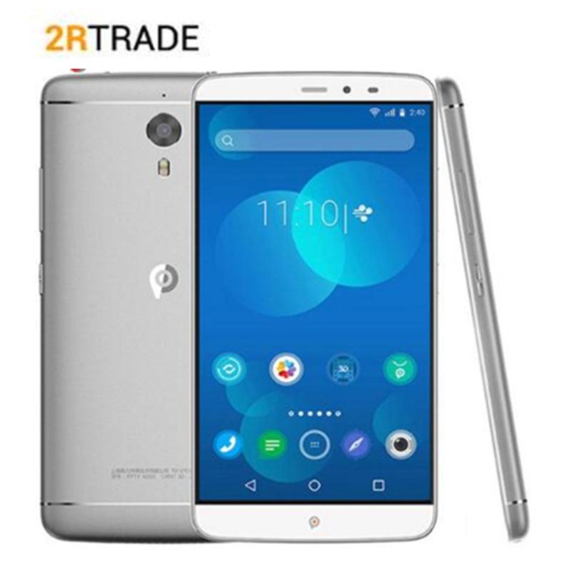 PPTV Roi 7 s 7 s 3 gb 32 gb 6.0 Nu Eye 3D IPS 2.5D 2 k 2560*1440 Helio X10 Octa Core 3610 mah 4g Mobile Téléphone